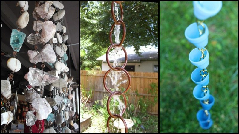 Eight Beautiful Rain Chain Ideas The Owner Builder Network