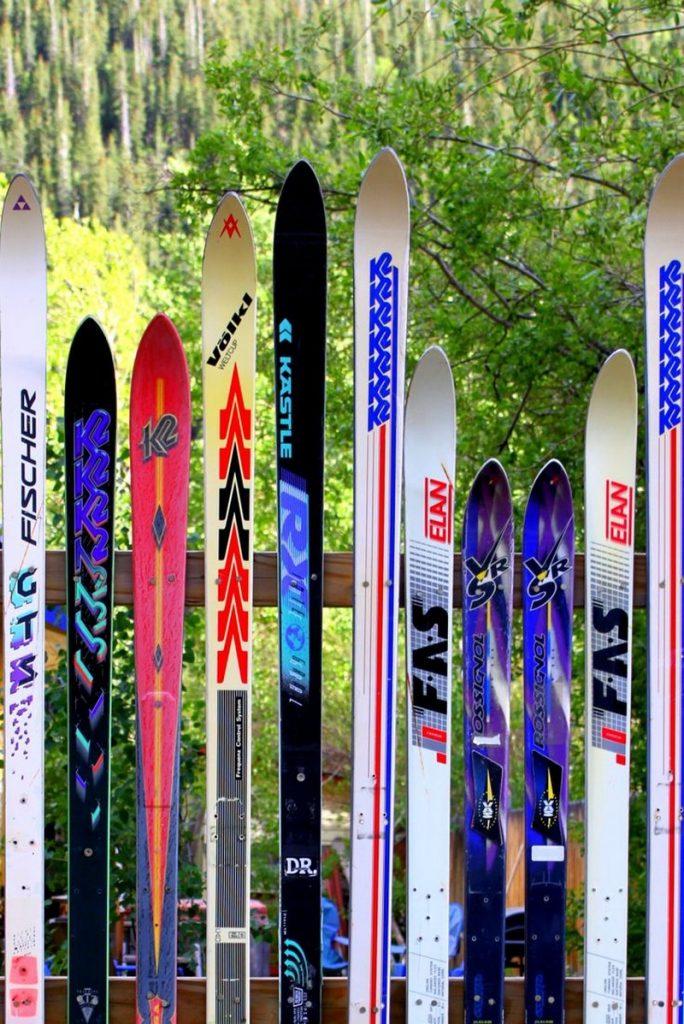 Ski Fences