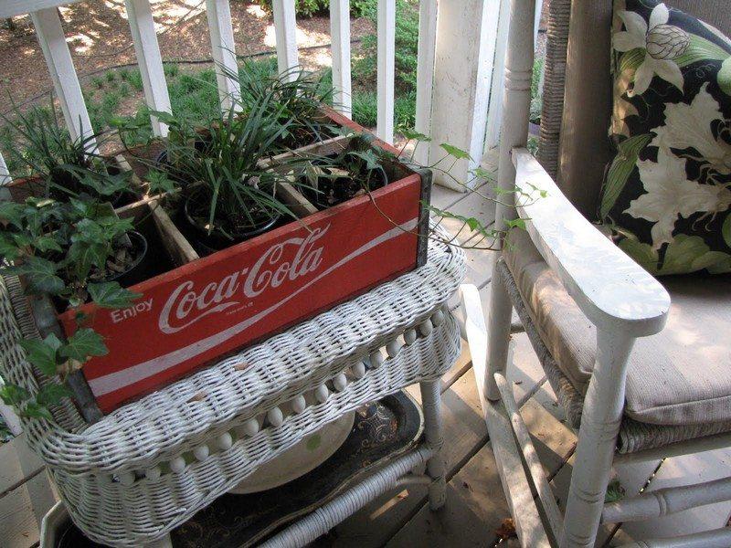 Soda Crates - Planter