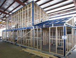 Modular housing construction
