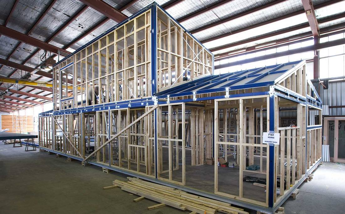 Is a modular home in your future the owner builder network for Prefab framing