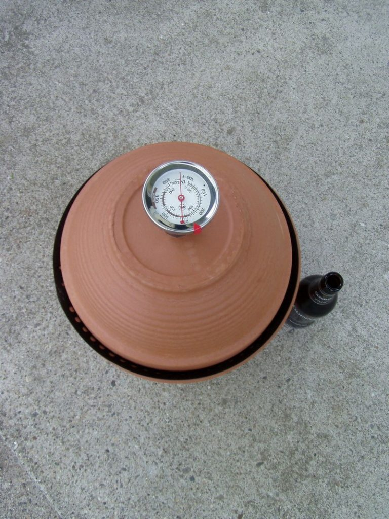 clay fire pit instructions