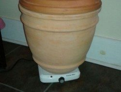 DIY Clay Pot Smoker