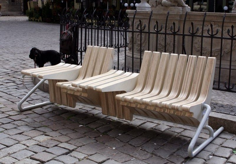 Multi Function Seat That Turns Into A Bench Armchair