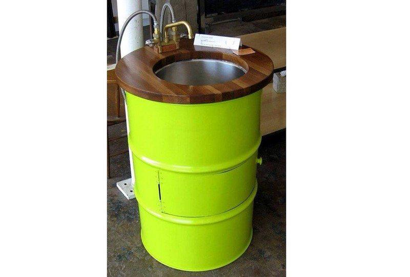 55 Gallon Metal Drum Ideas