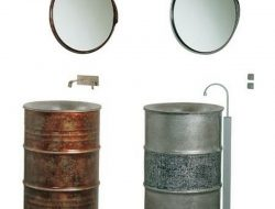 55 Gallon Metal Drum Ideas