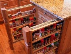 Clever Hidden Storage