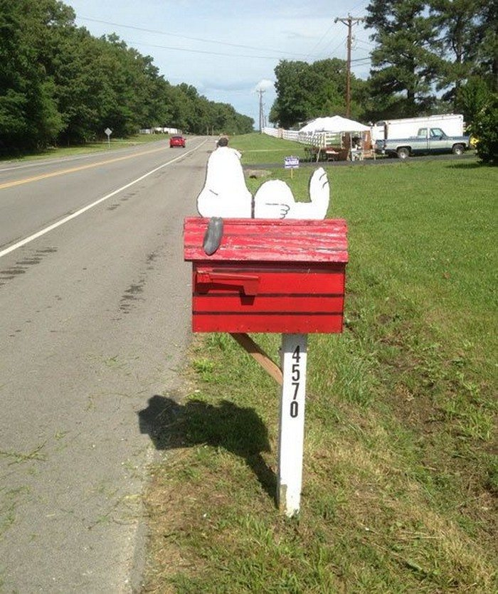 creative and unusual mailbox designs the owner builder
