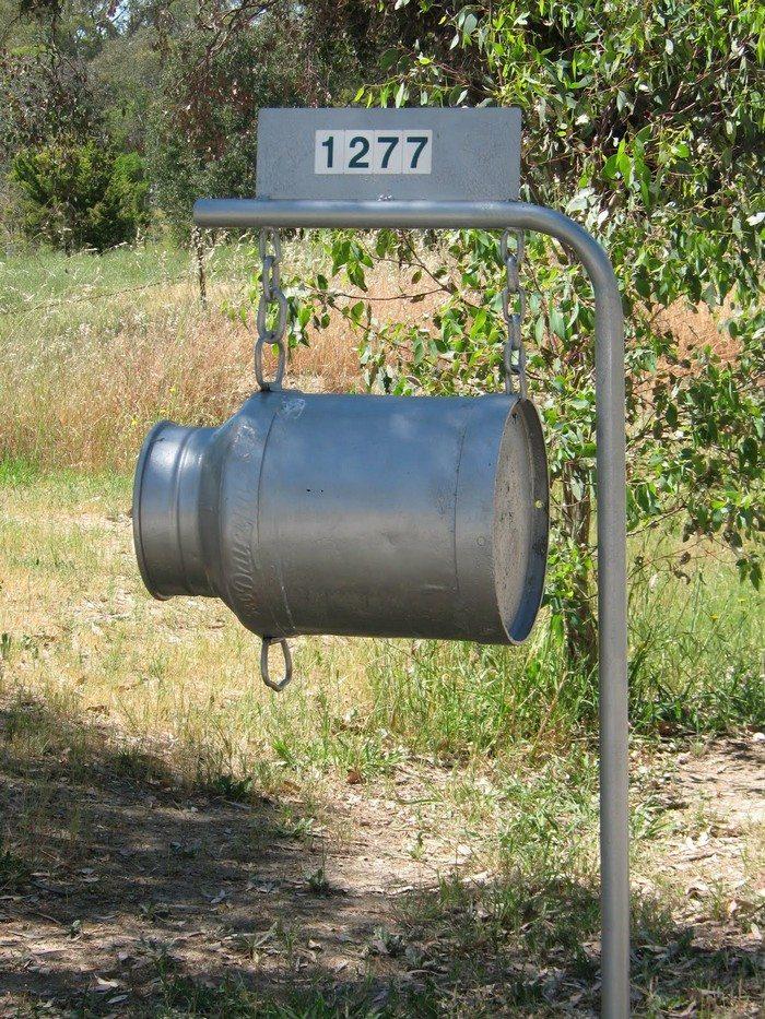 Creative and Unusual Mailbox Designs