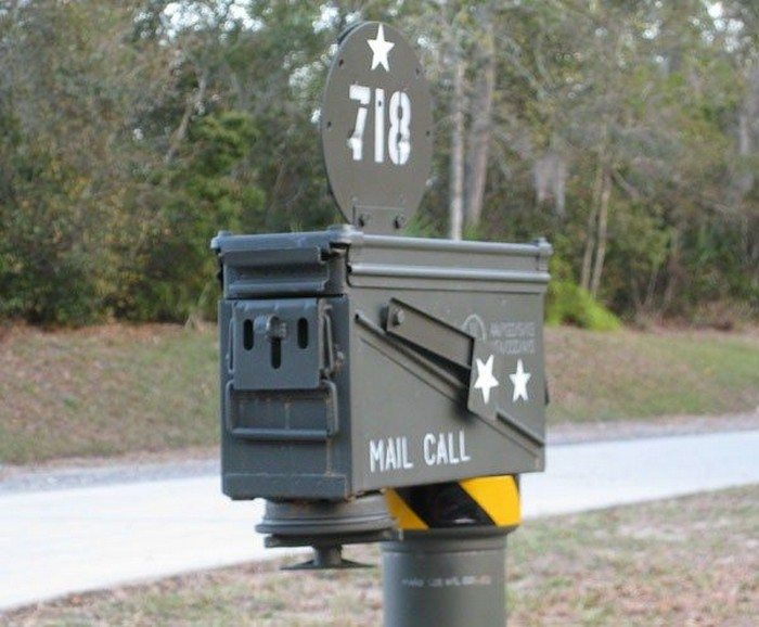 Creative and unusual mailbox designs the owner builder for Best mailbox design
