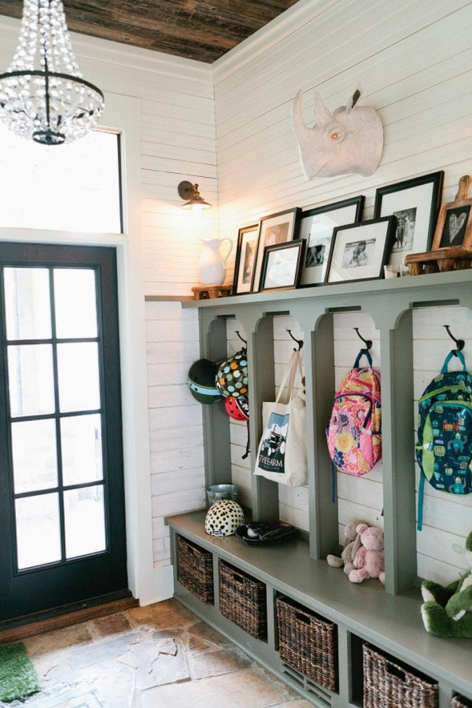 Mudroom Organization Ideas