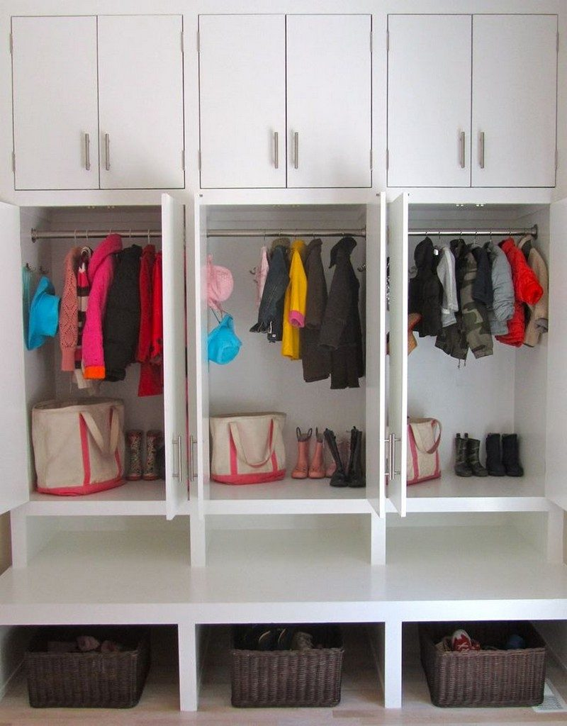 Mudroom Organization Ideas | The Owner-Builder Network