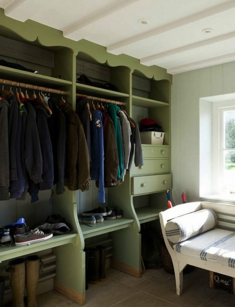 Mudroom organization ideas – the owner builder network