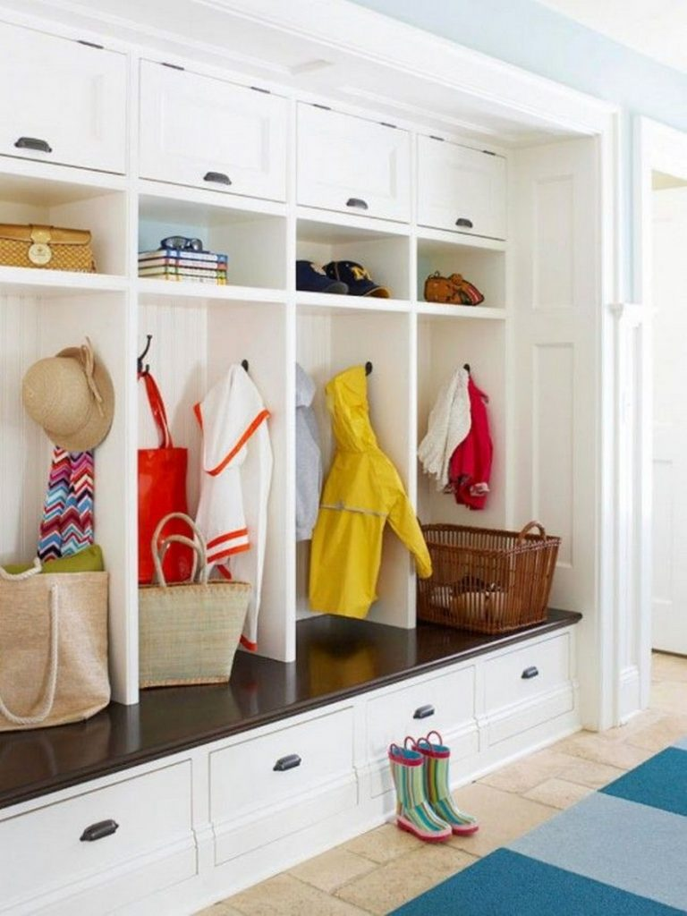 Mudroom Organization Ideas – The Owner-Builder Network