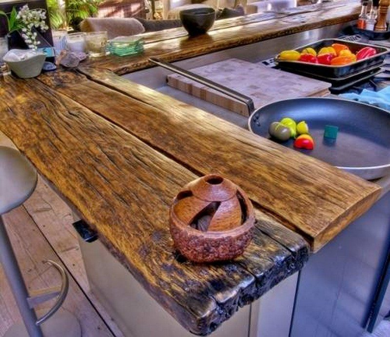 Diy Wood Kitchen Countertops: The Owner-Builder Network