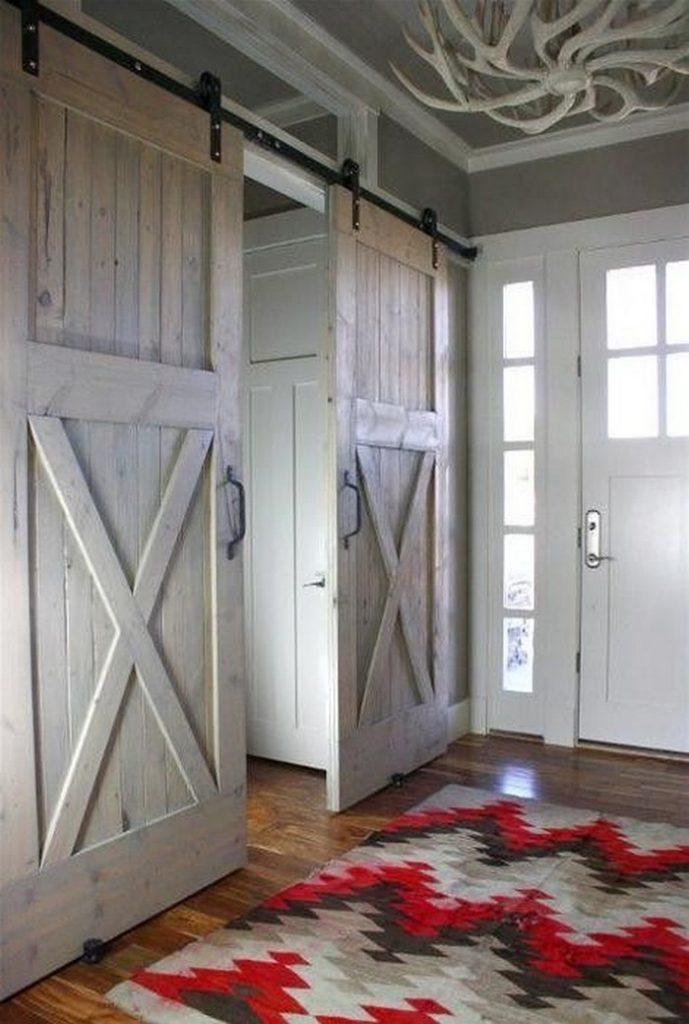 Sliding Barn Door Ideas