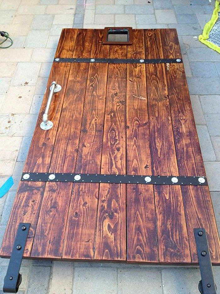 Stylish Sliding Barn Door Ideas | The Owner-Builder Network