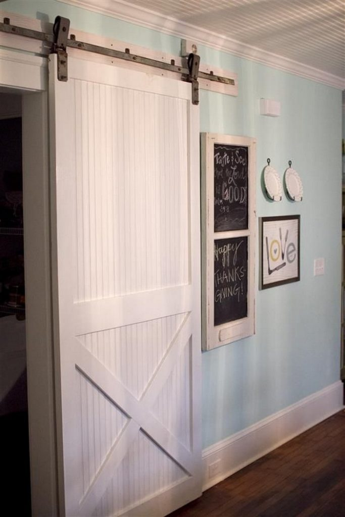 Stylish sliding barn door ideas the owner builder network for The barn door company