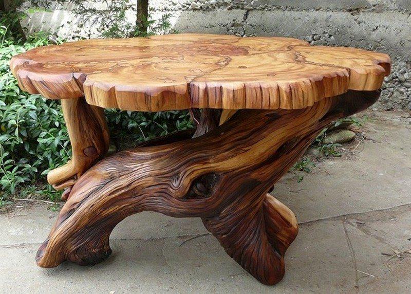 Unique Rustic Furniture