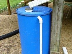 Gallon Plastic Barrel Projects