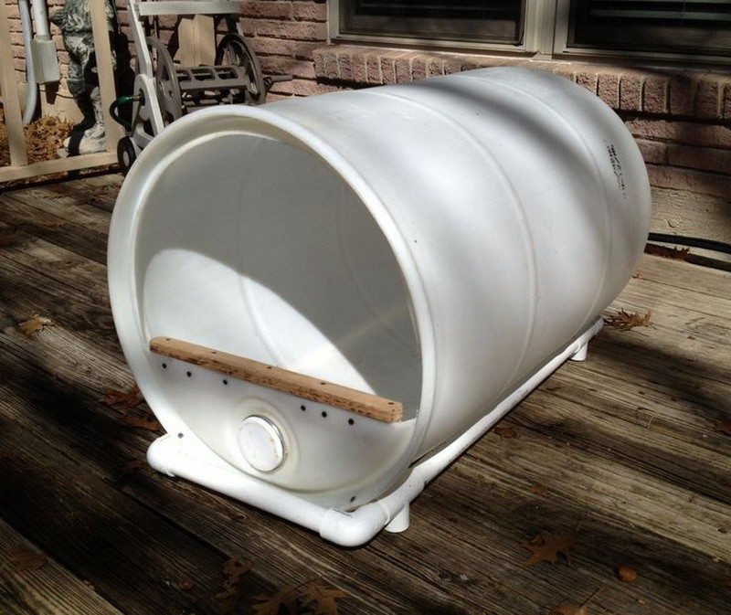 nine ingenius ways to upcycle those empty plastic barrels