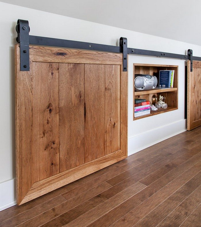 Clever Attic Storage Ideas & Clever Attic Storage Ideas | The Owner-Builder Network