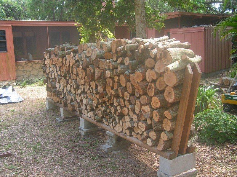 Fire Wood Storage Ideas