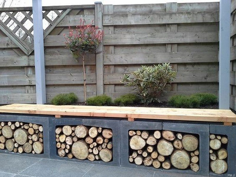 Astounding Firewood Storage Ideas The Owner Builder Network Gmtry Best Dining Table And Chair Ideas Images Gmtryco