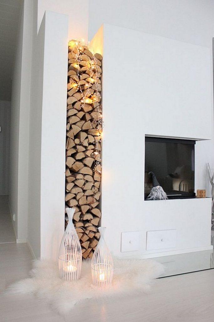 Firewood Storage Ideas The Owner Builder Network