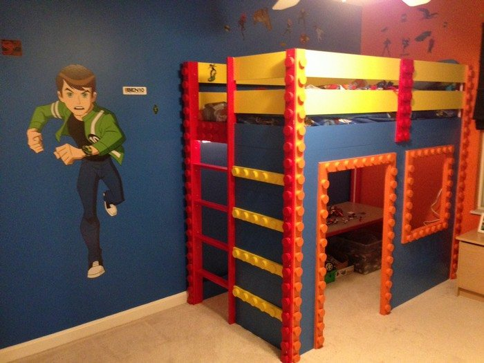 Boys Lego Bedroom Ideas stunning lego bedroom ideas gallery - home decorating ideas
