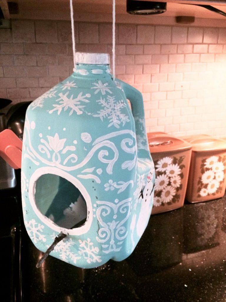 Repurposed Plastic Milk Jugs Ideas