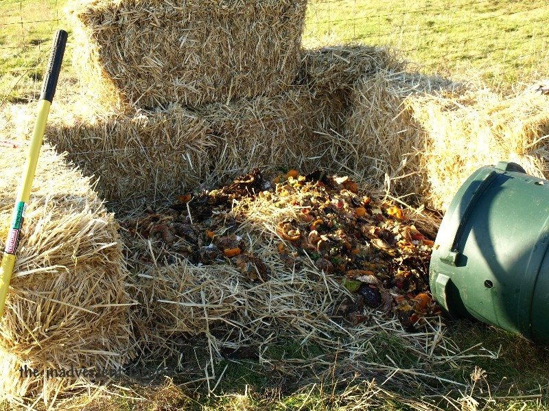 DIY Compost Bin Ideas