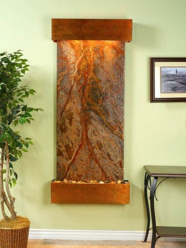Water Wall Feature Ideas   The Owner-Builder Network
