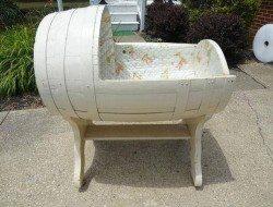 Unique Crib Cradle Ideas