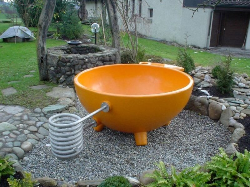 Fire Hot Tub The Owner Builder Network