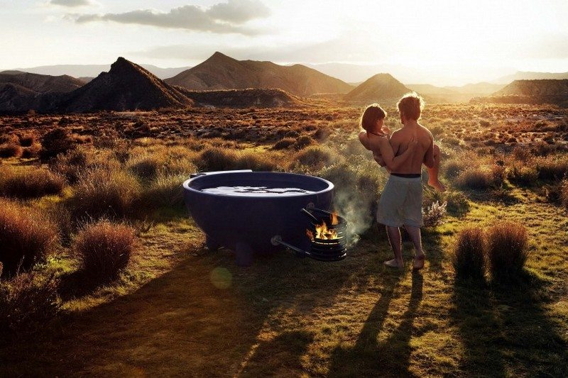 Hot Tub Landscaping Ideas Pictures