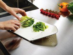 Joseph Joseph Rinse and Chop Plus Cutting Board