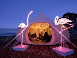 Lotus Belle Glamping Tents