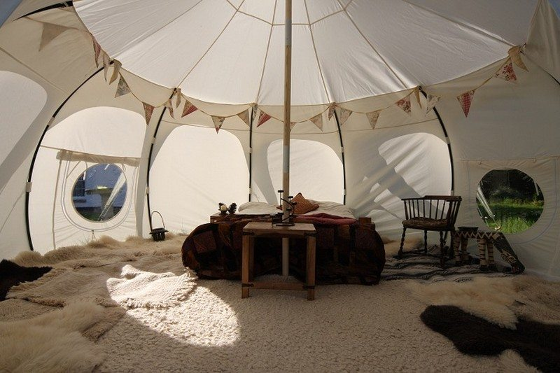 Camp In Style With Lotus Belle Glamping Tents The Owner