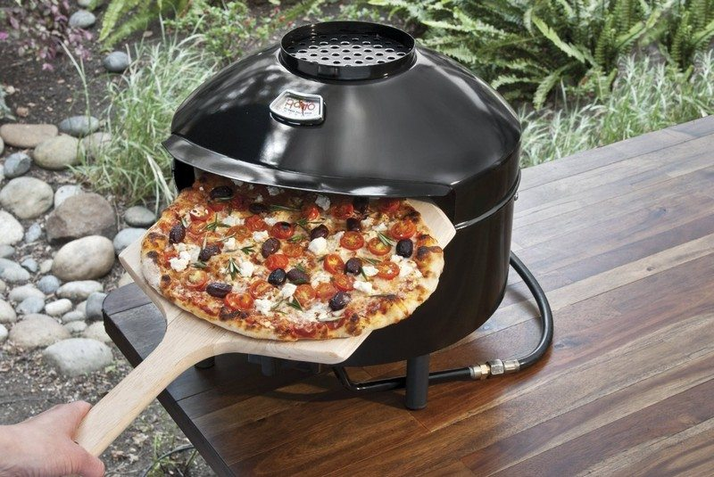 The Pizzeria Pronto is everything you want a pizza oven to be!