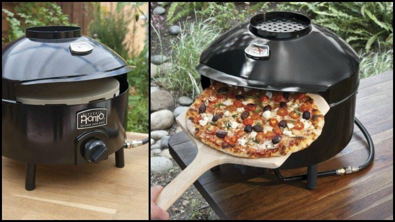 Pizzeria Pronto - the ultimate pizza oven!