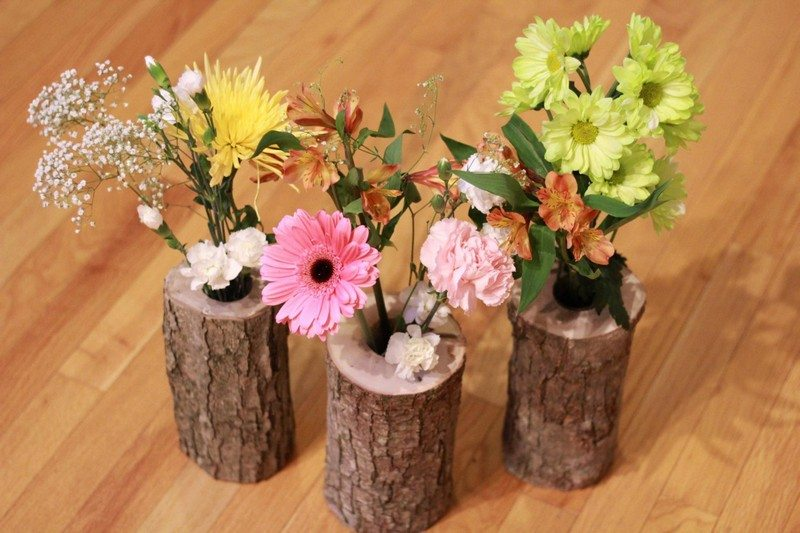 Add warmth to your home with these rustic log decor ideas the owner - Add Warmth To Your Home With These Rustic Log Decor Ideas