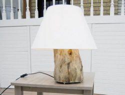 Rustic Log Decor Ideas