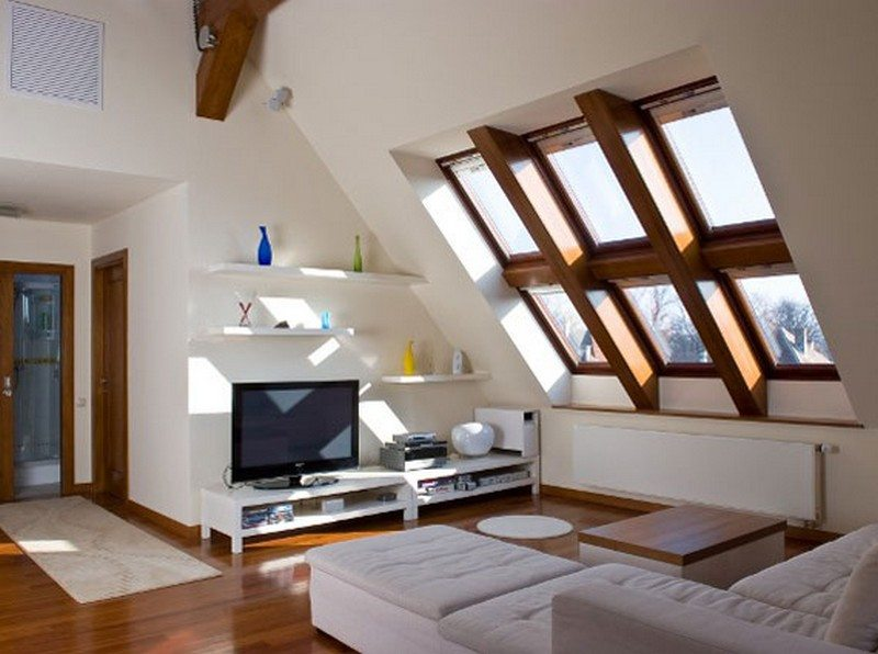 Beautiful Attic Design Ideas The Owner Builder Network