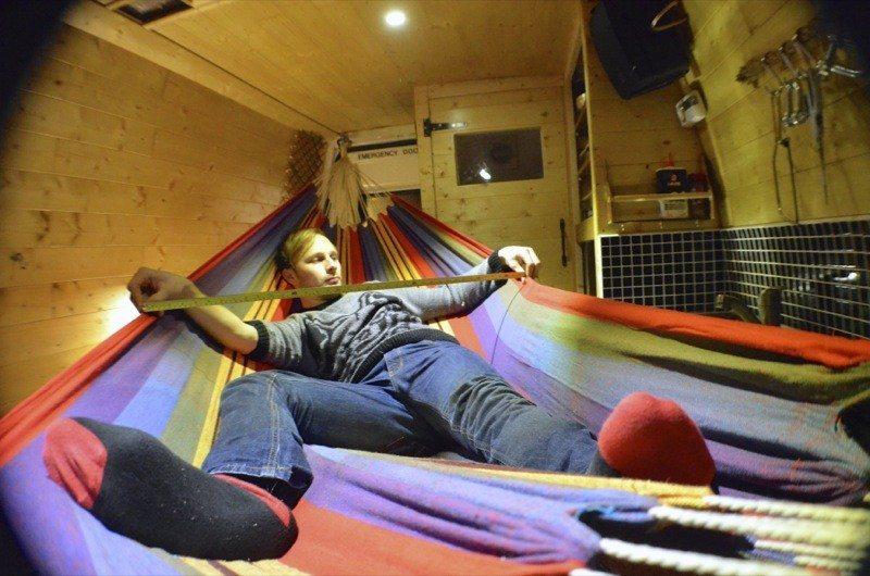 Camper Van Conversion