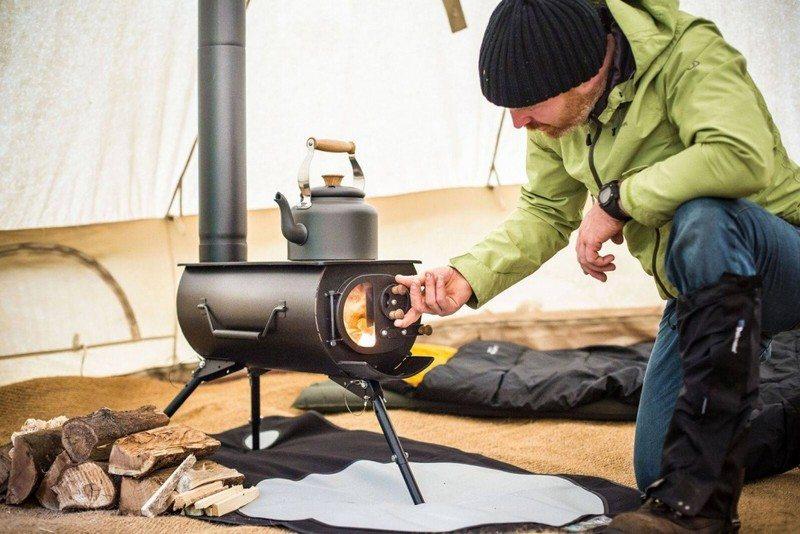 Portable Wood Stove