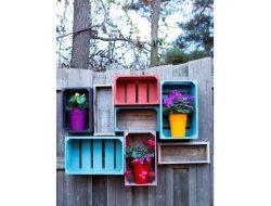 Fence Decoration Ideas