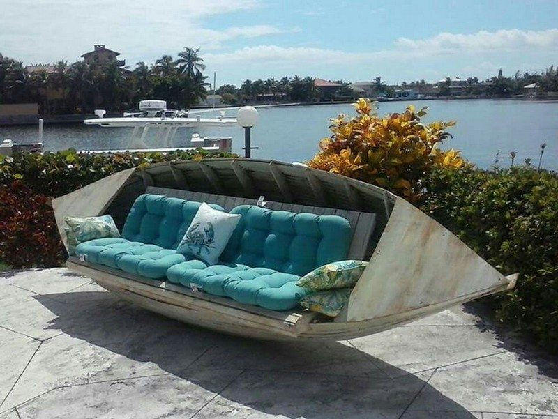 10 amazing ways to repurpose old boats