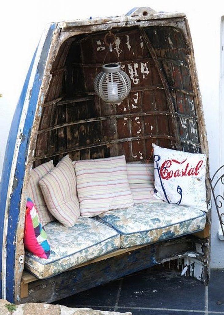 Repurpose Old Boats