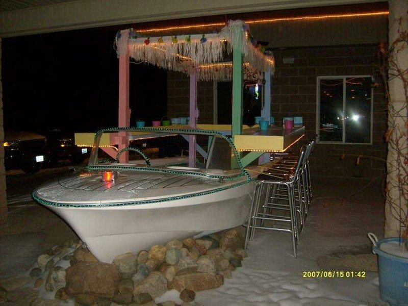 10 amazing ways to repurpose old boats the owner builder